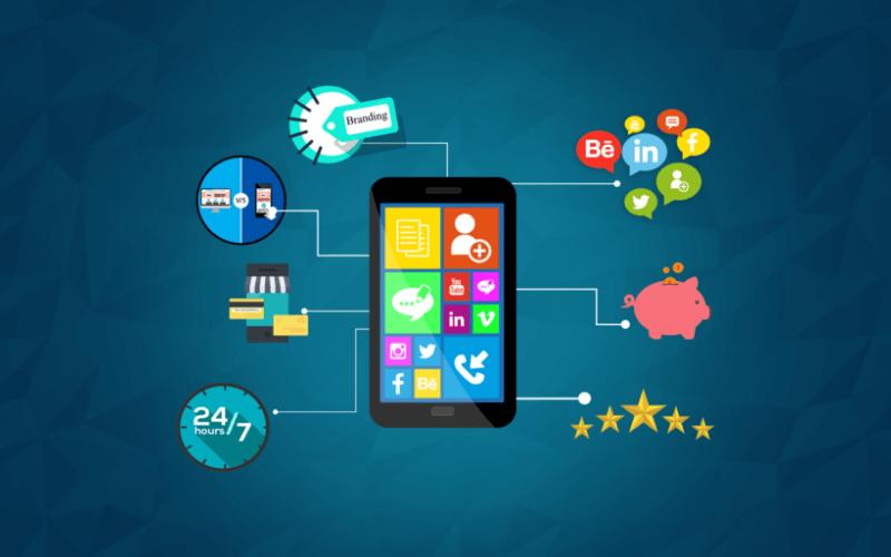 quy trình thiết kế app mobile
